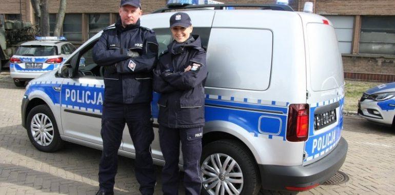 Sto nowych radiowozów dla policji
