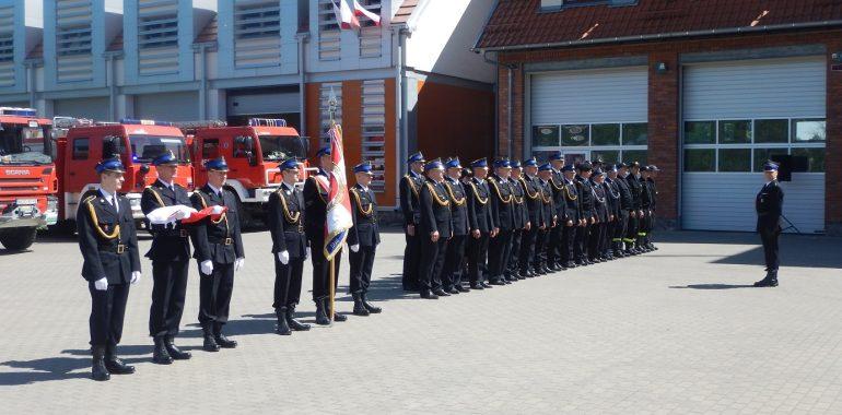 Nabór do służby przygotowawczej w Państwowej Straży Pożarnej w Gołdapi.
