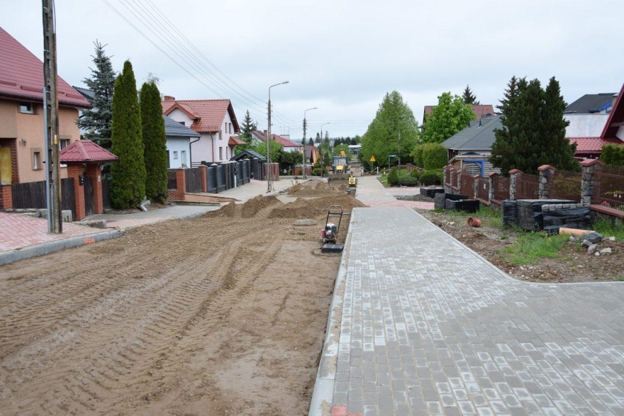 Trwają inwestycje na terenie Gminy Gołdap