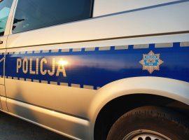 Wypadek motocyklisty w Żytkiejmach
