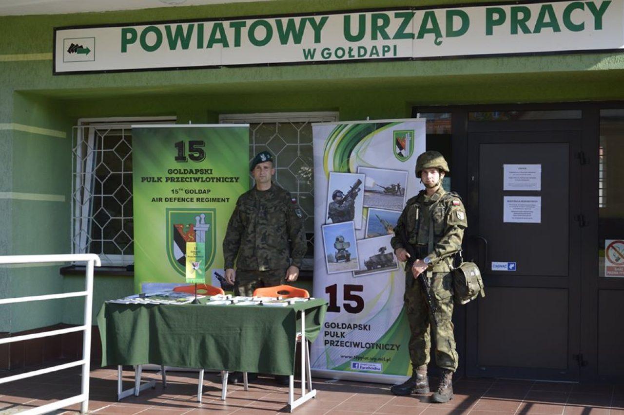 """Kampania """"Zostań Żołnierzem RP"""""""