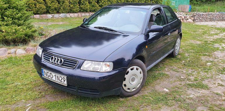 Sprzedam Audi A3, 1,9 tdi 110KM