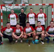 Gołdapscy strażacy zwycięzcami turnieju służb mundurowych w halowej piłce nożnej