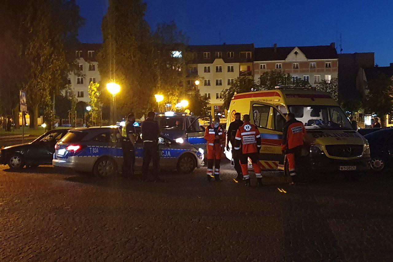 Interwencja Policji – pojechał pod prąd, nie był właścicielem pojazdu