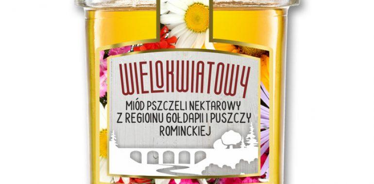 Miód z regionu Gołdapi zawitał na półki znanego dyskontu