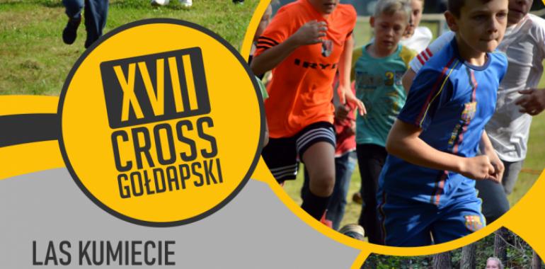 Zapraszamy do wzięcia udziału w XXVII Crossie Gołdapskim.