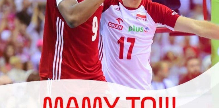 WYGRALIŚMY   Polska – Francja 3:0