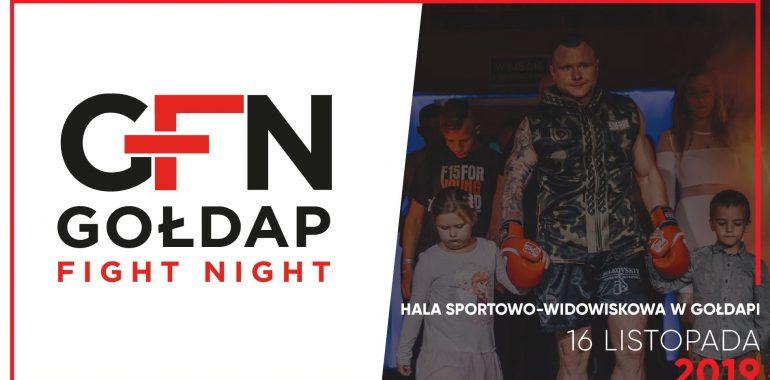 Gołdap Fight Night VI.