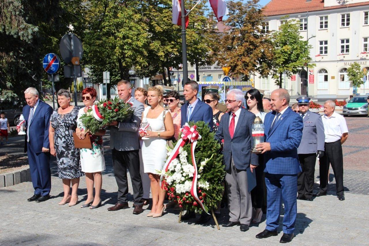 80. rocznica wybuchu II wojny światowej w Gołdapi