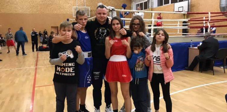 Międzynarodowy Turniej Bokserski. Złoto sióstr Kożak oraz Gracjana Ludtke! (zdjęcia)