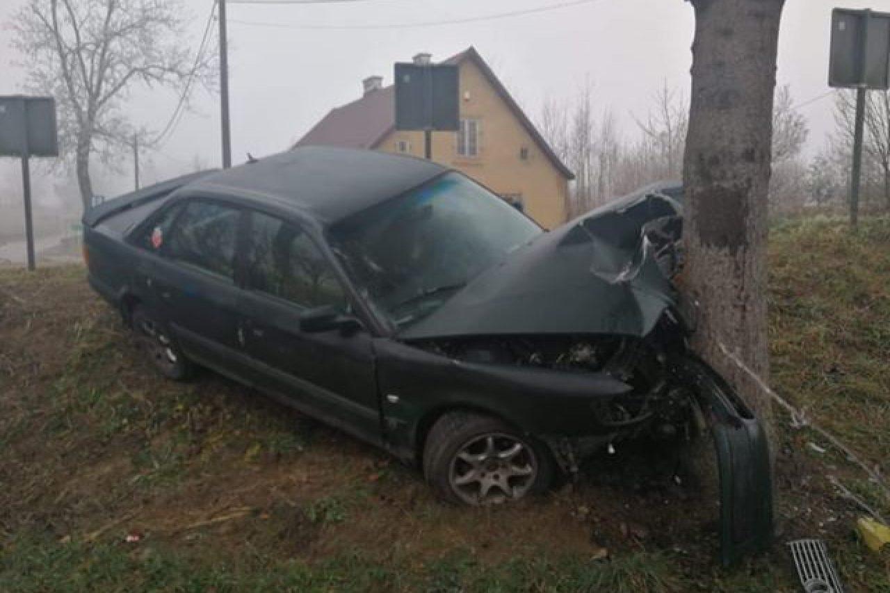 Dziś doszło do dwóch wypadków