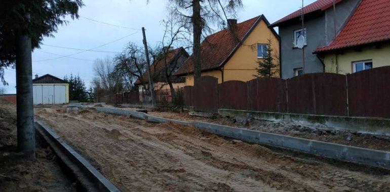 Trwa przebudowa Osiedla I w Gołdapi