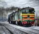 Pierwszy pociąg kontenerowy z Chin wjechał do Polski