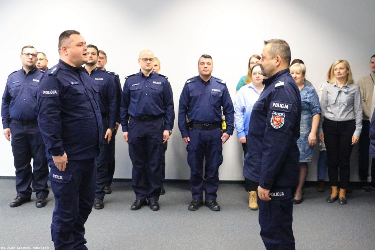 Tomasz Jegliński nowym zastępcą komendanta