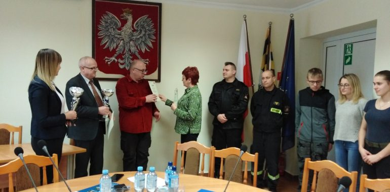 Olimpiada Wiedzy o Obronie Cywilnej z udziałem gołdapskich strażaków