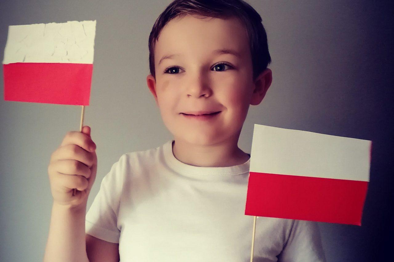 Dzień Flagi w Piątce!