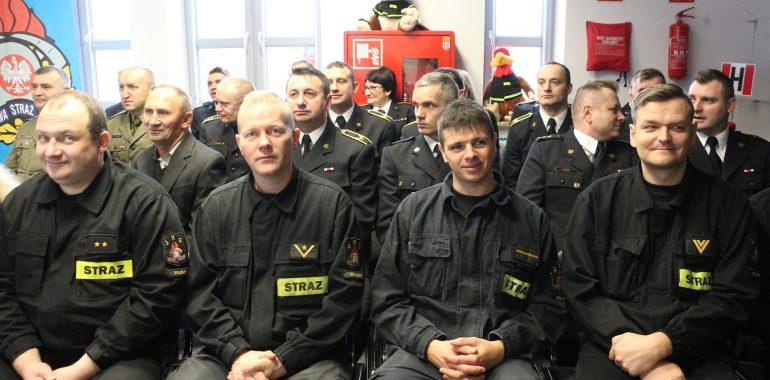 Komenda Powiatowa PSP w Gołdapi podsumowała działalność w 2019 roku