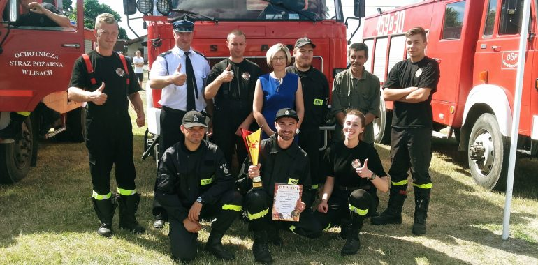 Mamy szansę odwdzięczyć się Strażakom z OSP Grodzisko!