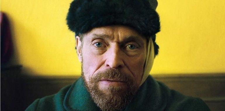 "Zapraszamy na seans filmu ""Van Gogh""."