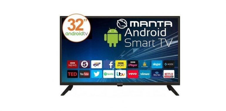 Kolejny konkurs na TerazGoldap.pl TV Manta LED 32 HD SMART WiFi do WYGRANIA !!
