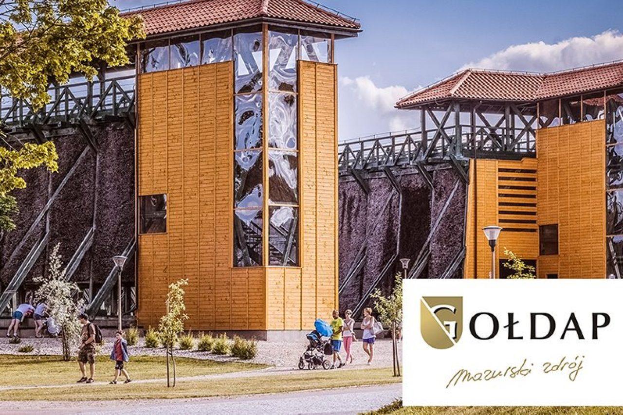 Gołdap – Mazurski Zdrój Najlepszą Europejską Destynacją Turystyczną.