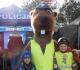 Policjanci promowali bezpieczne postawy i swój zawód