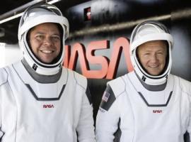Dziś historyczny lot załogowy SpaceX i NASA. Statek będzie można zobaczyć z Polski